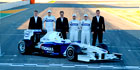 Video: Officially Presented new BMW Sauber F1.09 Formula 1 Car